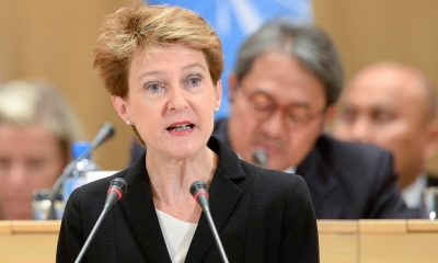 İsviçre Ulusal Konseyi Simonetta Sommaruga