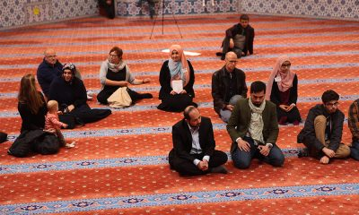 Almanya'da 3 Ekim Açık Cami Günü düzenlendi