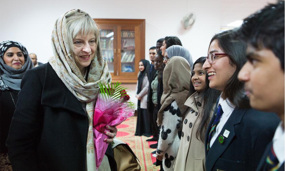 Theresa May Birleşik Krallık