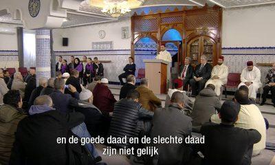 Belçika'da Mevlid programı