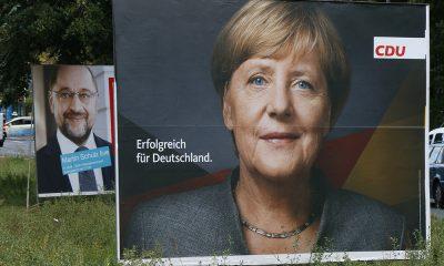 Almanya büyük koalisyon