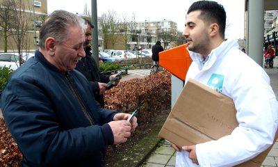 Hollanda genç DENK partisi