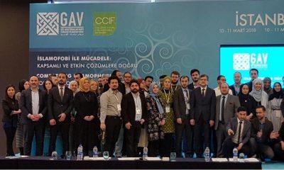 İslamofobiyle mücadele çalıştayı Göç Araştırmaları Vakfı