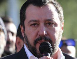 İtalya Matteo Salvini Kuzey Ligi Mehmet Enes Beşer