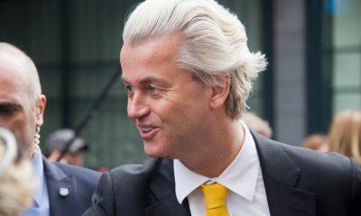 Hollanda ırkçı Özgürlükler Partisi Geert Wilders