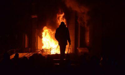 Grenoble Uğur market yangın Fransa