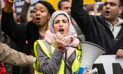 Bir Müslümanı Cezalandır tehdit mektupları İngiltere