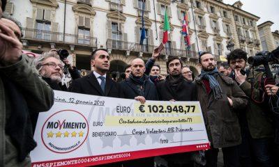 İtalya M5S Beş Yıldız Hareketi