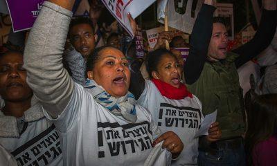 İsrail Afrikalı göçmenler