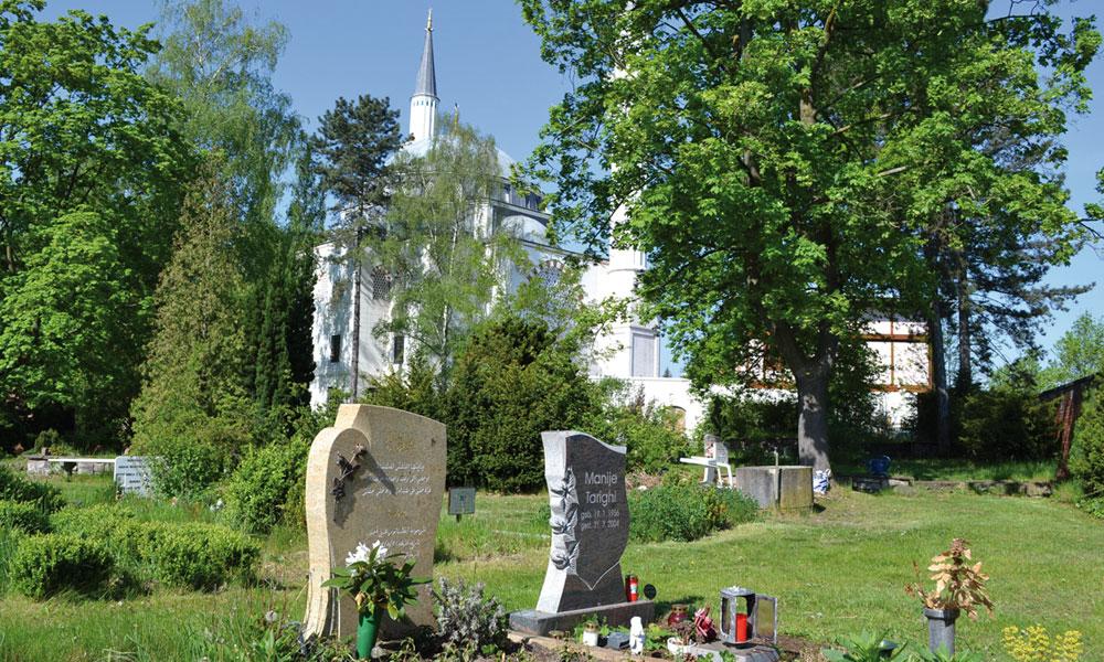 Müslüman mezarlıkları