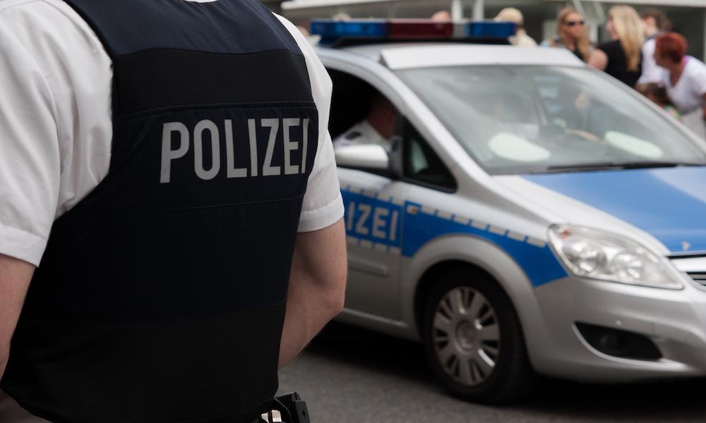 Almanya polis yasası