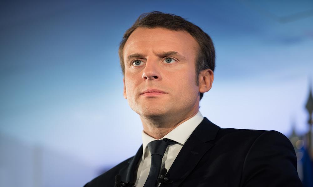 Emmanuel Macron Müslümanlar