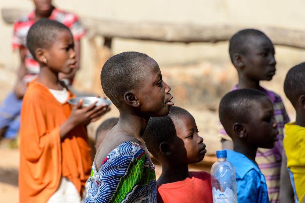 UNICEF Nijer açıklaması