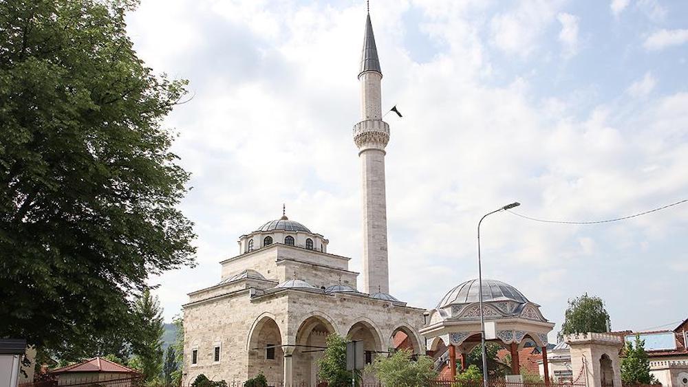 Bosna Hersek Cami Saldırı