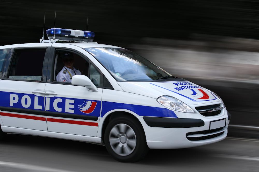 Fransa polis ırkçı saldırı
