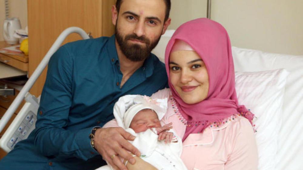 Avusturya türk bebek