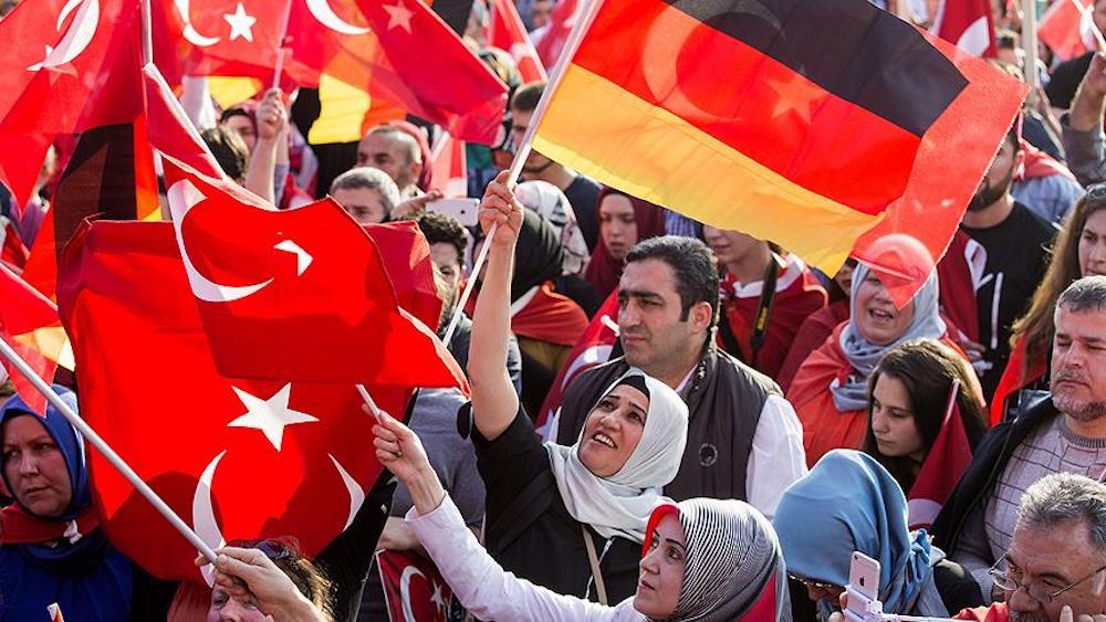 Almanya türkler