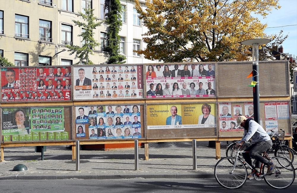 Belçika seçimler Türk adaylar