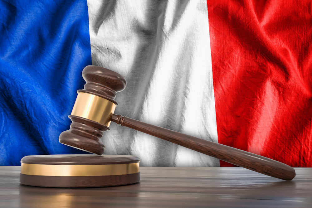Fransa mahkeme