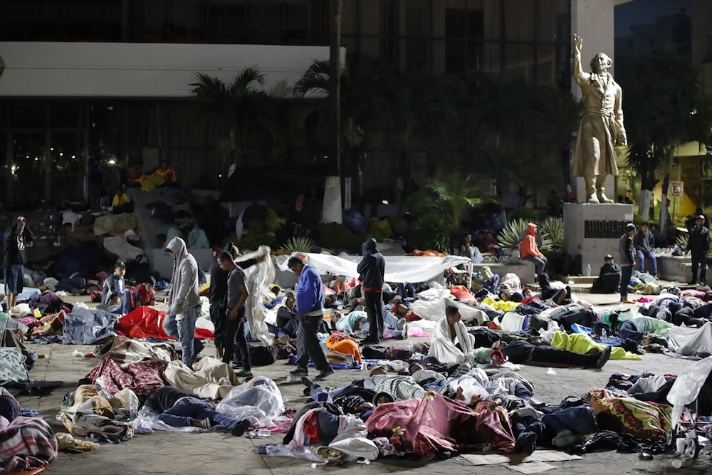 Honduras Mülteci