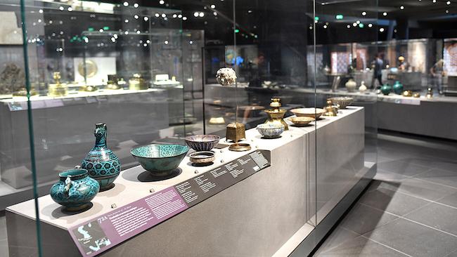 Lovre Müzesi İslam Sanatları