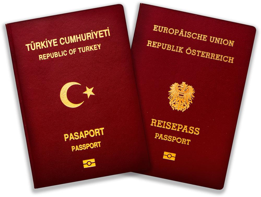 Avusturya çifte vatandaşlık